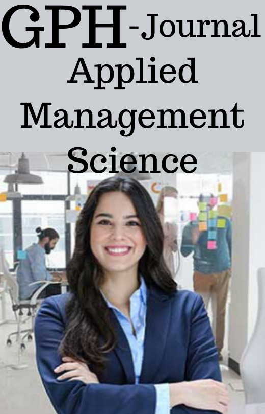 GPH-Journal of Applied Management Science