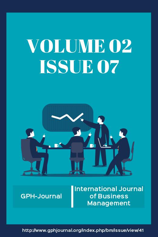 GPH - International Journal of Business Management →