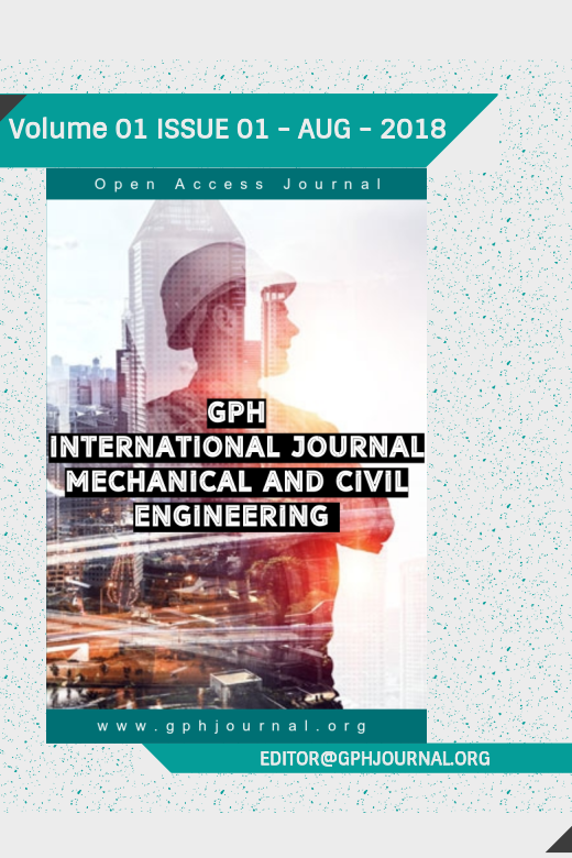GPH-Journal of Mechanical And Civil Engineering