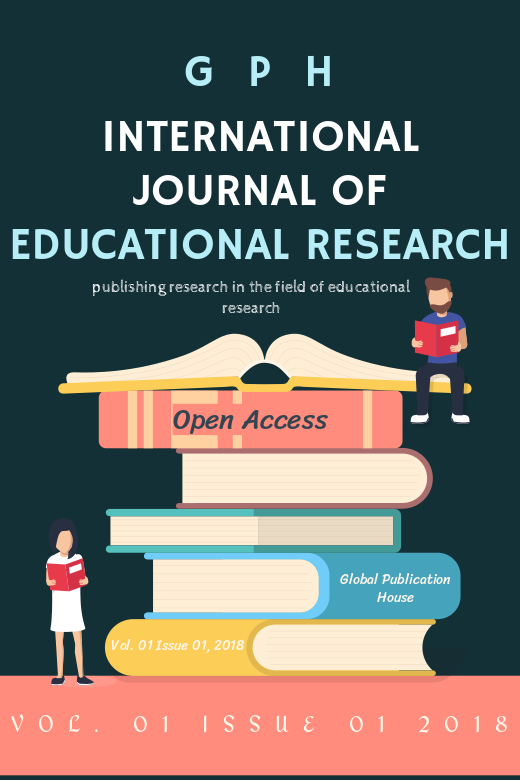 GPH - Journal of Educational Research
